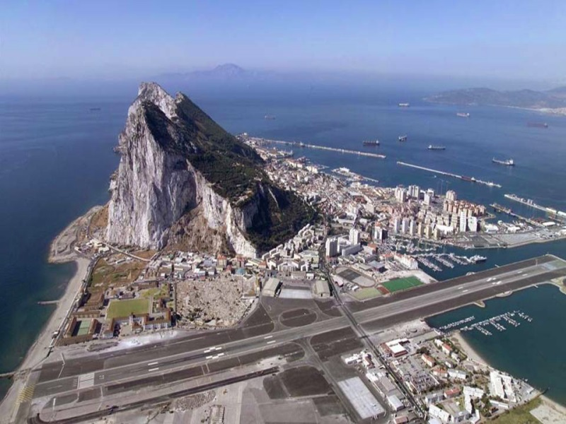 SPANIA -Andaluzia Avion