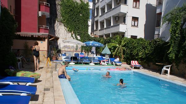CITY HOTEL PENSION